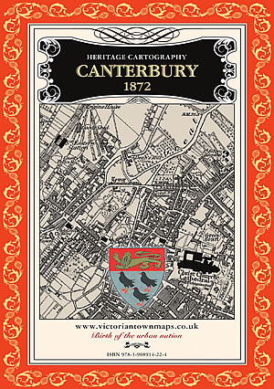 Heritage Cartography Map Cover
